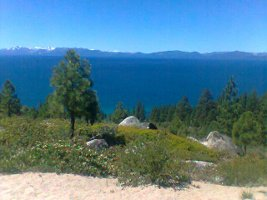 Tahoe Nanny child care and babysitting-picture of Lake tahoe